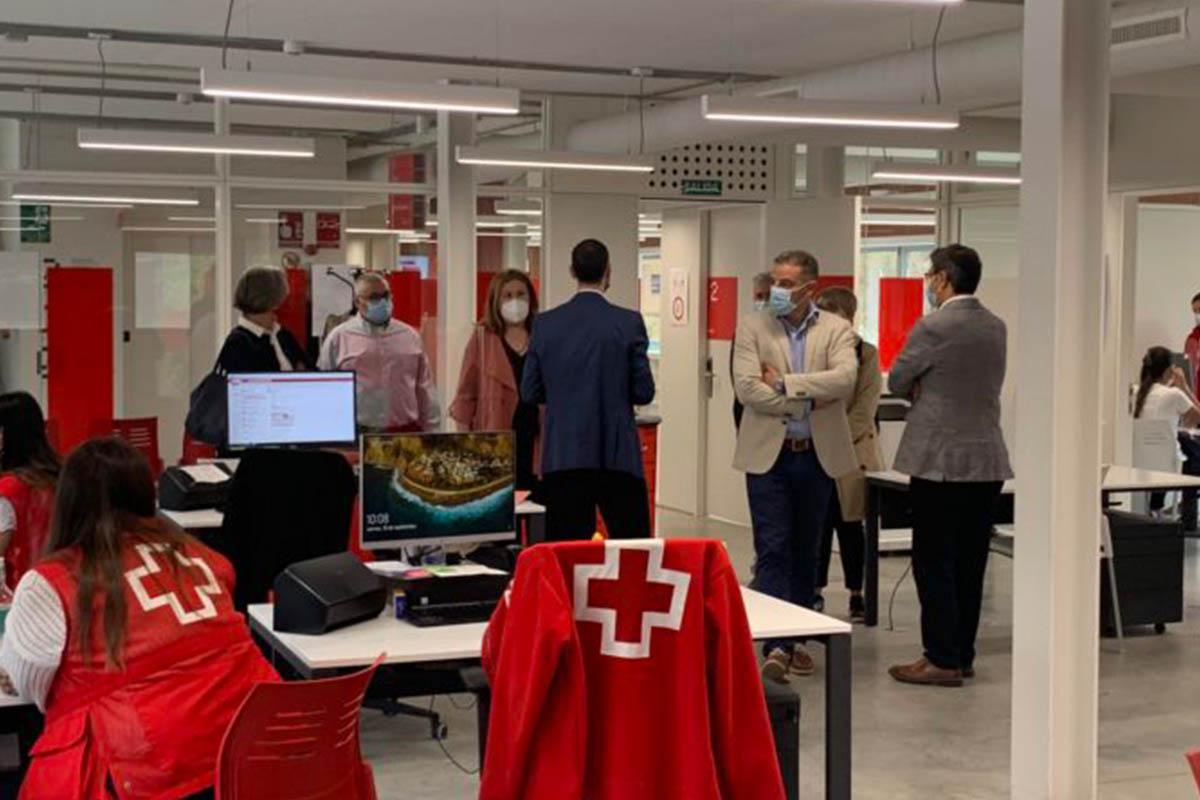 El primer edificio de arquitectura sostenible construido por Cruz Roja, respetuoso con el medio ambiente y en armonía con los ODS