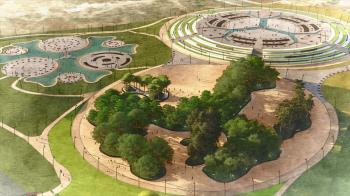 El pulmón verde de Vallecas contará con un rocódromo, un lago y una ría mejorada