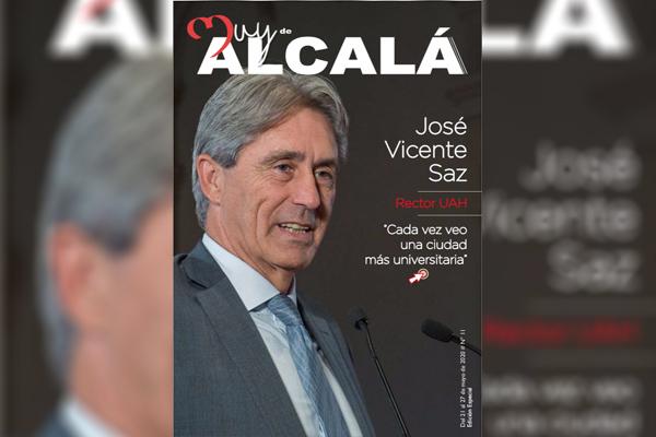 Con el rector de la UAH en portada, nuestro semanario viene lleno de actualidad y las mejores entrevistas