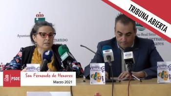 Opinión | Tribuna abierta del PSOE de San Fernando