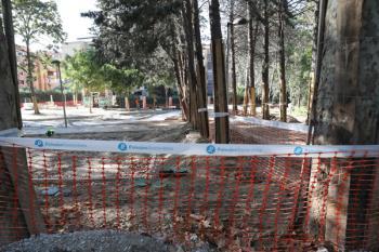Está previsto que los trabajos de remodelación finalicen en el mes de noviembre