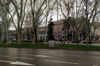 El Ayuntamiento de Madrid estudia peatonalizar temporalmente varias calles de la capital para evitar aglomeraciones