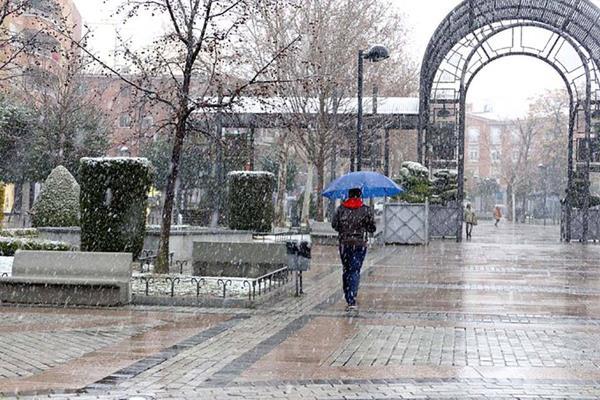 El Plan Invernal de Móstoles para acabar con las consecuencias de las nevadas