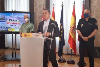 7.000 policias y 3.500 Guardias Civiles trabajarán por la seguirdad de la región en los meses de julio y agosto.