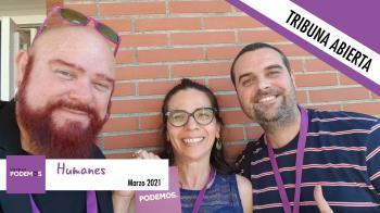 Opinión | Tribuna abierta de Roberto Murillo Madrigal, Concejal y Portavoz de Podemos Humanes de Madrid