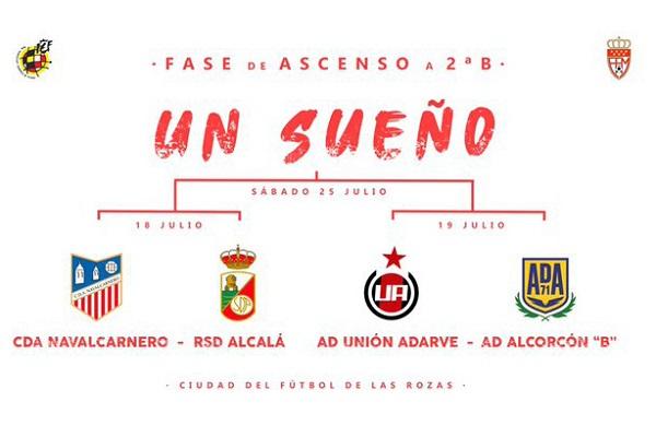 La Ciudad de Fútbol de la RFEF en Las Rozas lo acoge