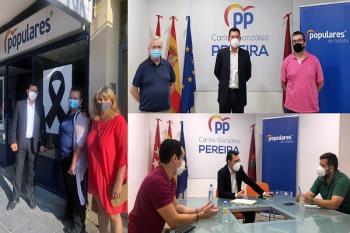 """Pereira pidió al Gobierno municipal """"un plan más ambicioso para evitar más cierres de pequeños negocios y la sangría de destrucción de empleos"""""""