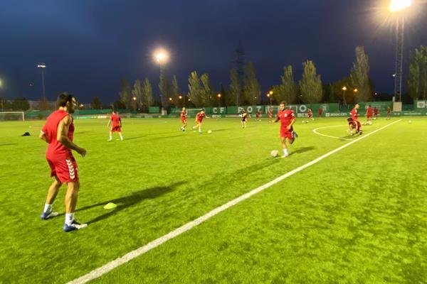 El Pozuelo C.F., al grupo B de la Copa Federación