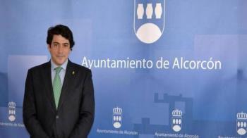 David Pérez, consejero de Vivienda, recordó que Alcorcón en su etapa como alcalde, sí llegó a aprobarlo