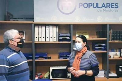 Lee toda la noticia 'El PP de Móstoles, contra el despido de 37 trabajadores '