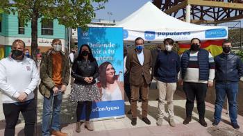 El partido alega que el gobierno contratara una auditoría que viniera a avalar la tesis interesada del gobierno PSOE-PODEMOS