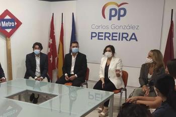 """Los populares consideran que Sara Hernández """"ataca"""" a la Comunidad de Madrid"""