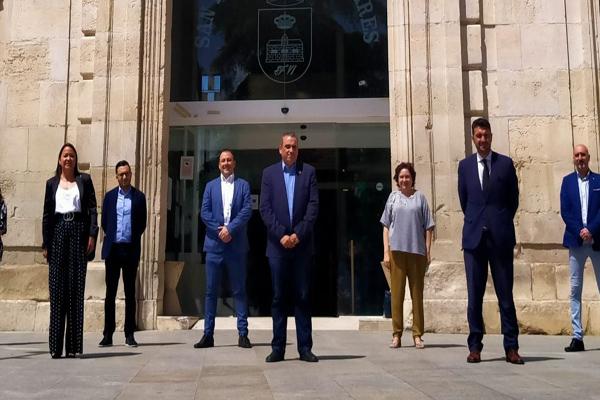 El alcalde, Javier Corpa, se muestra satisfecho por las políticas desarrolladas en el municipio