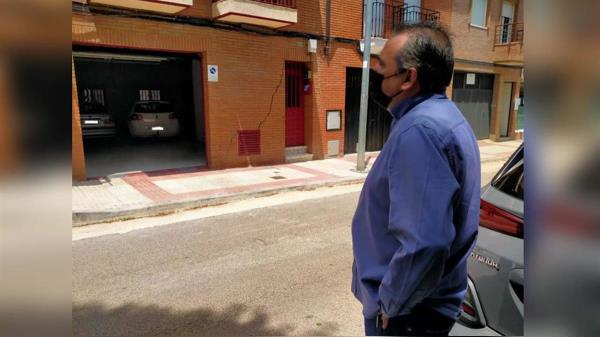 El alcalde, Javier Corpa, sigue pidiendo que la presidenta visite el municipio