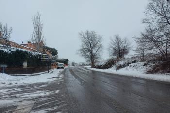 Tras las situaciones meteorológicas, la localidad ha cancelado la presencialidad en el Isabel de Farnesio