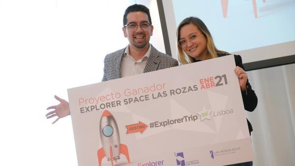 El proyecto Tip Up gana la 2ª edición de Explorer en Las Rozas