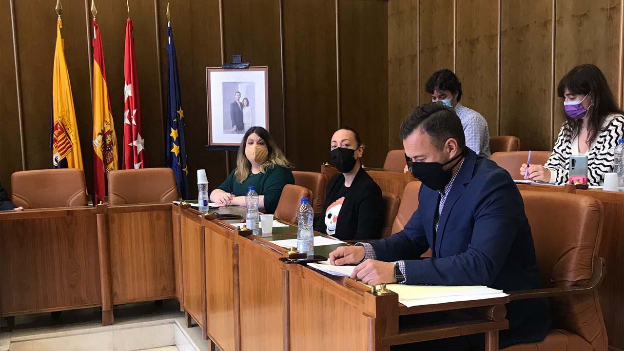 El pleno de Torrejón aprueba solicitar más vacunas al Ministerio de Sanidad