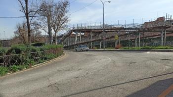 El partido socialista responde a las criticas de los populares sobre la pasarela de Los Nogales