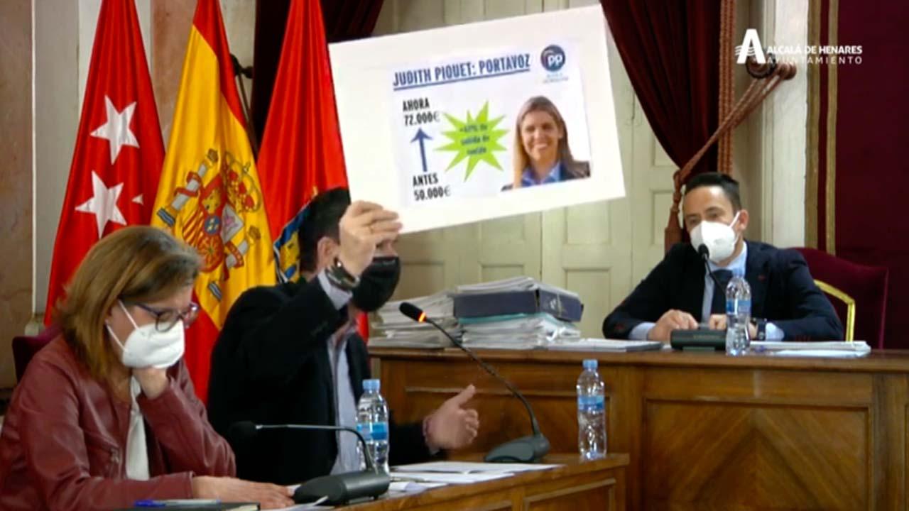 El Pleno Municipal recrudeció las batallas entre los socialistas y los populares