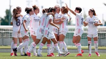 Las chicas jugarán la UWCL tras batir a la Real Sociedad por 3-2