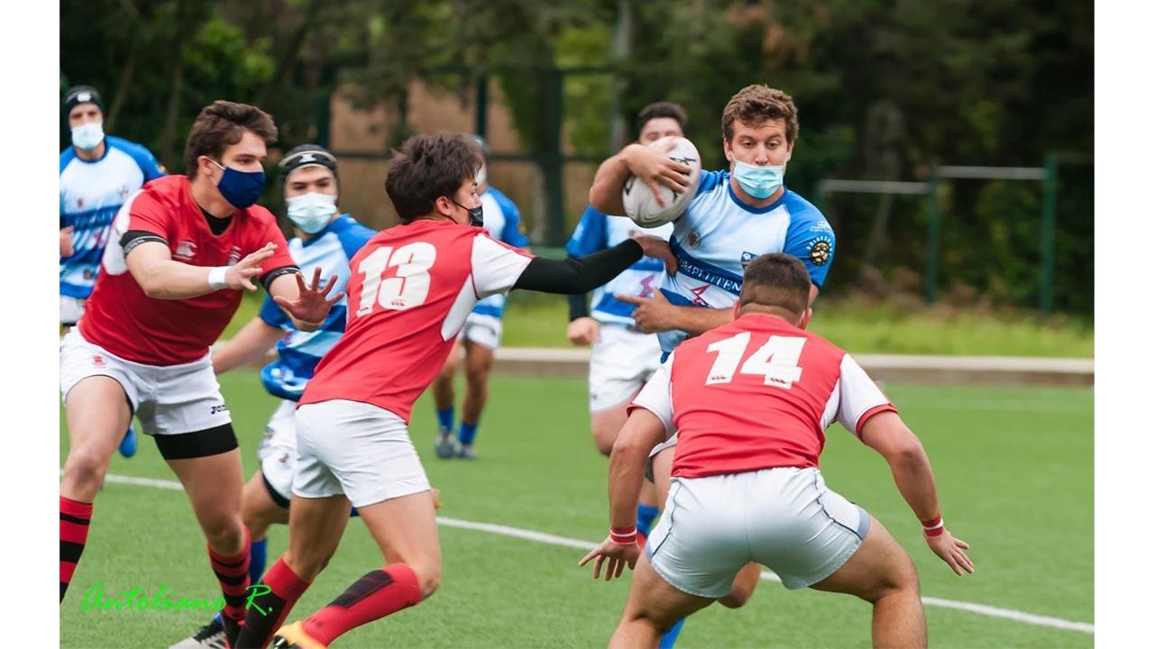 Con la victoria de Olímpico el día anterior, Rugby Alcalá se jugaba certificar el subcampeonato de Liga, pero los rojillos no pudieron llevarse una victoria