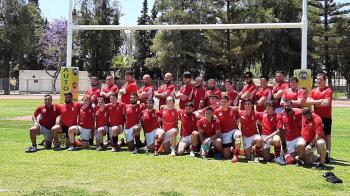 Con el 23-26 Rugby Alcalá se metía en la final por el ascenso a DHB que jugará ante el Olímpico de Pozuelo el próximo domingo 13 de junio a las 12:00 horas