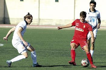 El cuadro de Pablo López es segundo en el grupo Norte de Tercera división