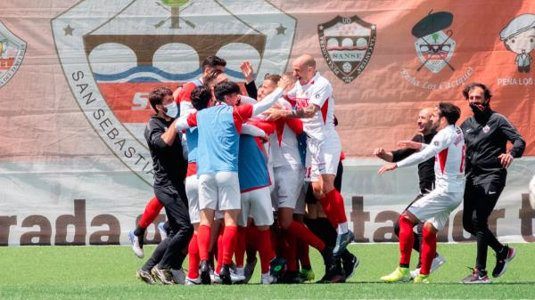 El Sanse se medirá al Algeciras en los playoffs de ascenso a Segunda