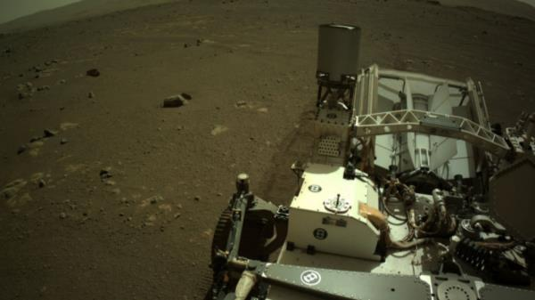 """Este dispositivo esta integrado en el rover """"Perseverance"""" de la NASA"""