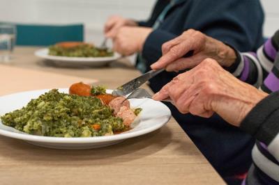 Lee toda la noticia 'El servicio de comida a domicilio en Fuenlabrada se mantiene tras el estado de alarma'