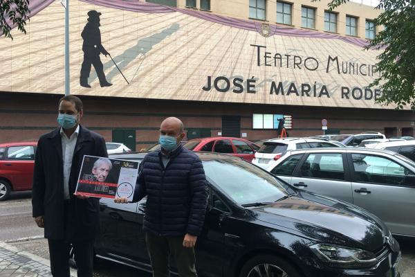El Teatro José María Rodero de Torrejón de Ardoz alza el telón tras meses de clausura