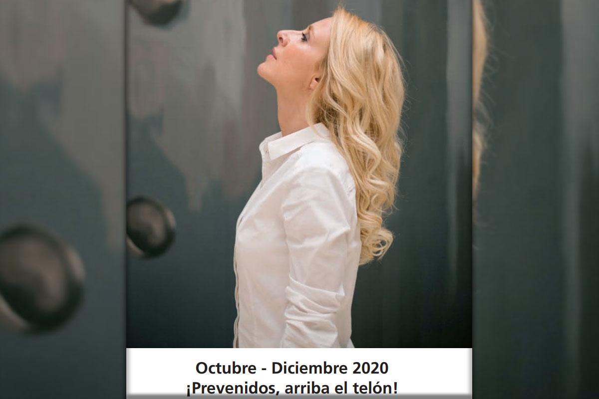 El teatro acogerá obras y espectáculos todos los fines de semana de octubre a diciembre