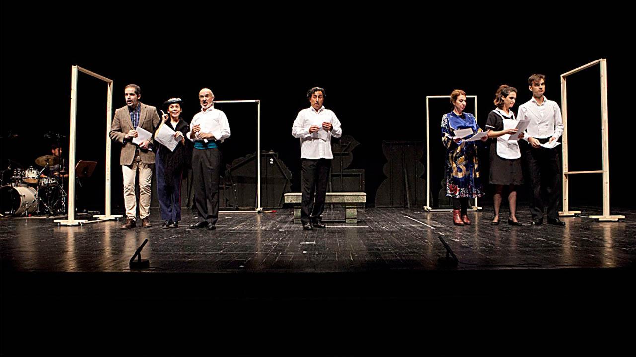 Una obra que explora la ópera clásica