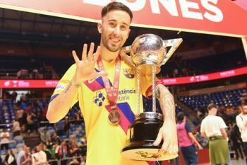 Tras pasar tres temporadas en el conjunto catalán