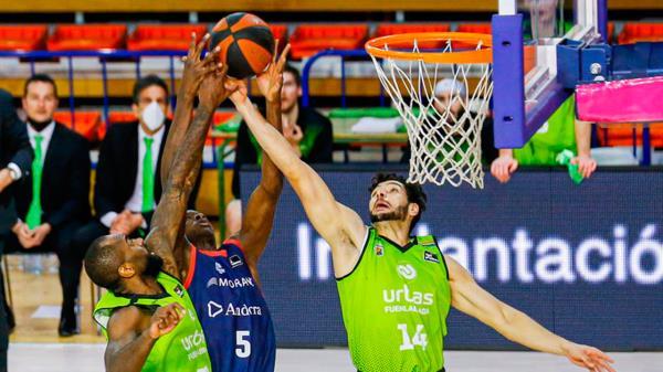 El equipo fuenlabreño tiene dos encuentros pendientes contra Andorra y contra Bilbao