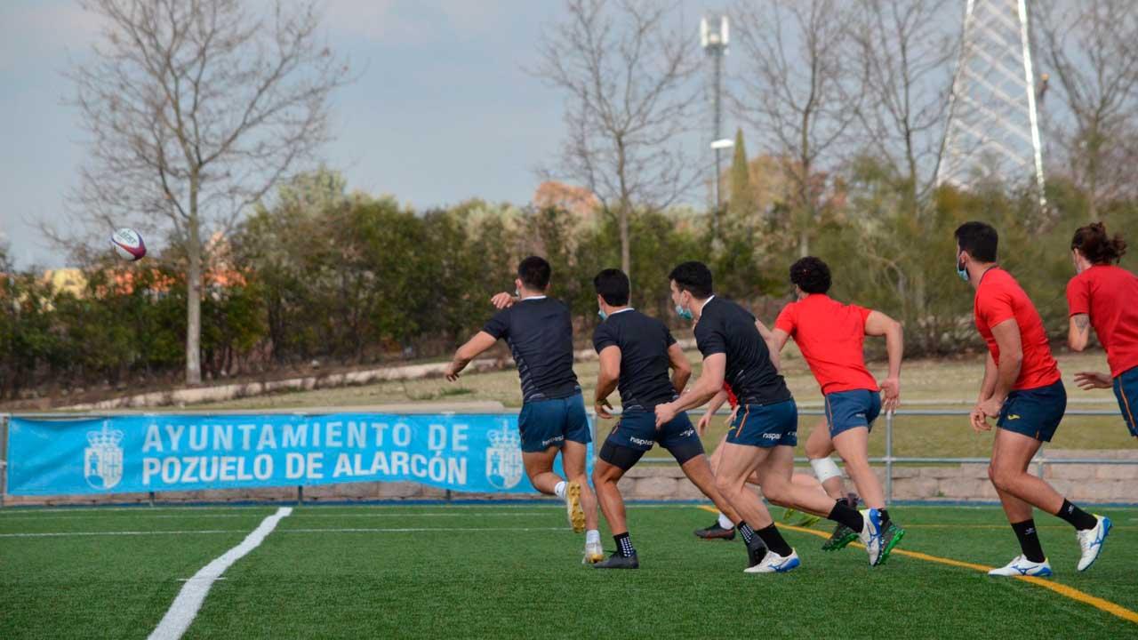Las selecciones de España, Francia y Estados Unidos han escogido Pozuelo para sus entrenamientos