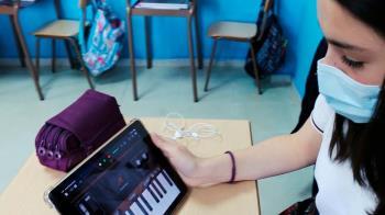 La música ayuda a los alumnos a desarrollar su expresión y creatividad