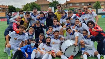 La Agrupación Deportiva Villaviciosa de Odón no falló y logró la victoria que necesitaba para subir a tercera