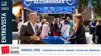 Entrevista a Enrique López