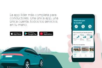 Si el conductor registra su tarjeta de CRTM o Renfe&Tu en la aplicación podrá acceder a tarifas bonificadas desde 1,20 euros al día