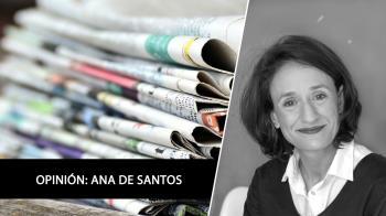 Opinión de Ana de Santos, redactora jefe de Soy-de.