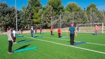Se trata de un programa deportivo dirigido a adultos y personas mayores