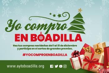 """""""Yo compro en Boadilla"""" y """"Cómete Boadilla"""" con casi 50 establecimientos"""