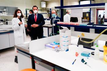 La Paz inicia un ensayo clínico con un nuevo test rápido de saliva para detectar COVID-19
