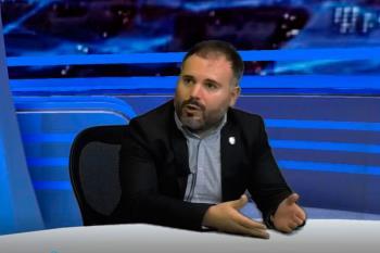 El portavoz de ULEG, Carlos Delgado, no descarta emprender acciones legales tras la disolución de LG Medios