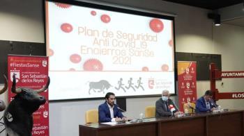 El Ayuntamiento ha desarrollado un plan de seguridad sanitario, aún falta que la Comunidad de Madrid de el visto bueno