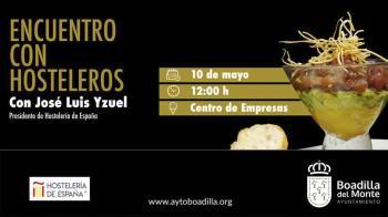 José Luis Yzuel ofrecerá claves para sobrellevar las consecuencias de la pandemia y buscar nuevas oportunidades