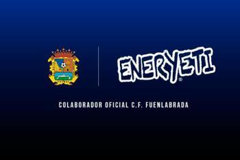 La marca de bebidas energéticas acompañará al Fuenla esta temporada
