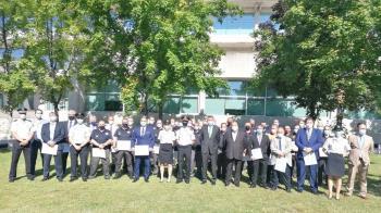 La Policía Nacional ha premiado a estos profesionales con Menciones Honoríficas