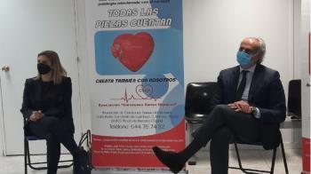 El consejero de Sanidad insta a los ciudadanos a ser responsables y acudir a sus citas